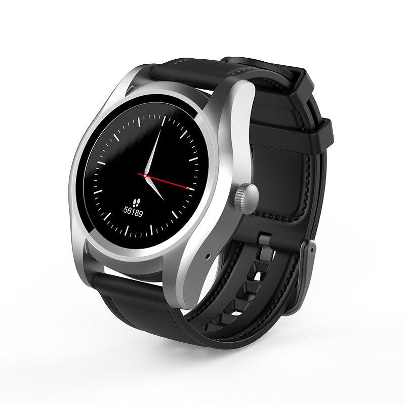 DW027 Smartwatch Heart Rate SIM 2G Phone Watch Activity Tracker Man Sport Bracelet Bluetooth Support Calling SMS