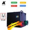 Oso volador Tornado 2 Pro gran impresora 3d DIY Full metal lineal riel 3d Kit de impresora de alta calidad doble de precisión extrusora