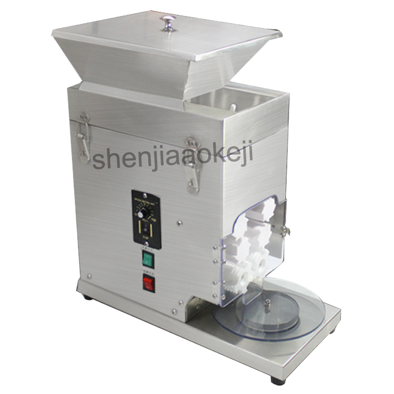 цена на Commercial Sushi Machine sushi rolling machine Stainless Steel automatic sushi rice roll machine 110v/220v 1pc