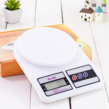 10kg Precision Food Electronic Scale Kitchen Scale Household Small 0.1g Baking Gram Scale Weighing Device Gram Weighing Food original new bc ii thermal print head fit for electronic scale bizerba bcii bs sc weighing scale printhead