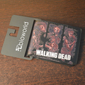 New Arrival Wallet The Walking Dead Short Wallets With Card Holder Photo Holder Men And Women Purse Cartoon Wallet Dollar Price