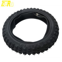 2.50 10 Inch Front Knobby Tyre Tire + Tube PIT PRO Trail Dirt PW50 Bike