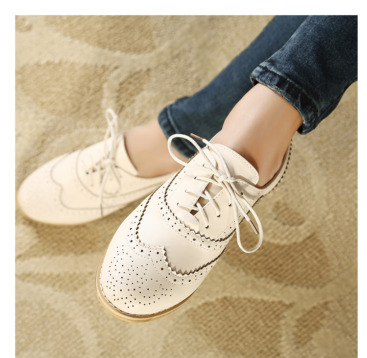 aliexpress buy 2015 new retro oxford shoes
