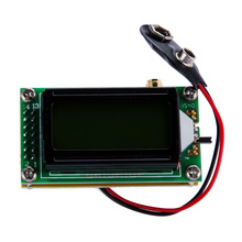 High Accuracy Lcd Display Frequency Counter Tester Measurement Meter 1-500 MHz Max 640Mhz Low-power Cymometer Module