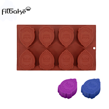 FILBAKE newest Angel silicone mold fondant cake decorating tools chocolate baking accessories
