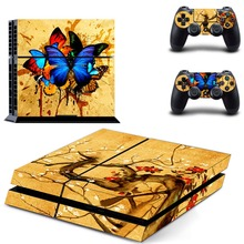 Rainbow Six Siege Operation Chimera PS4 Skin Sticker Decal Vinyl for Playstation 4 Console and 2 Controllers PS4 Skin Sticker