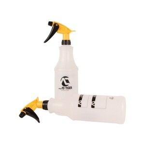 Image 5 - 1Pc Professionele 1000 Ml Ultra Fijne Water Mist Cilindrische Spray Fles Hdpe Chemische Slip Spuit Voor Qd Vloeibare auto Detail