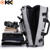 KAKA High Capacity 17 3 Inch Laptop Anti Theft Backpack Men Business Luggage Shoulder Bags Waterproof