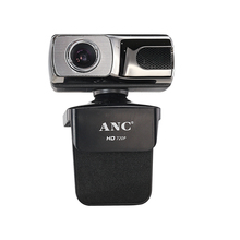 1pc original Aoni 720P 12 millions Pixels HD computer camera with microphone night vision free drive smart TV laptop webcam(China (Mainland))