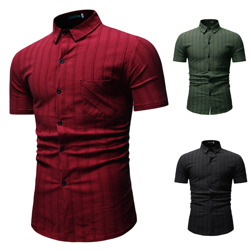 2019 new men's   polo   shirts men's casual cotton   polo   shirts men's short-sleeved high-volume   polo   shirts