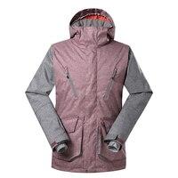 New 2016 Outdoor Winter Ski Jacket Men Warm Windproof Waterproof Snowboard Jacket Men Free Shipping