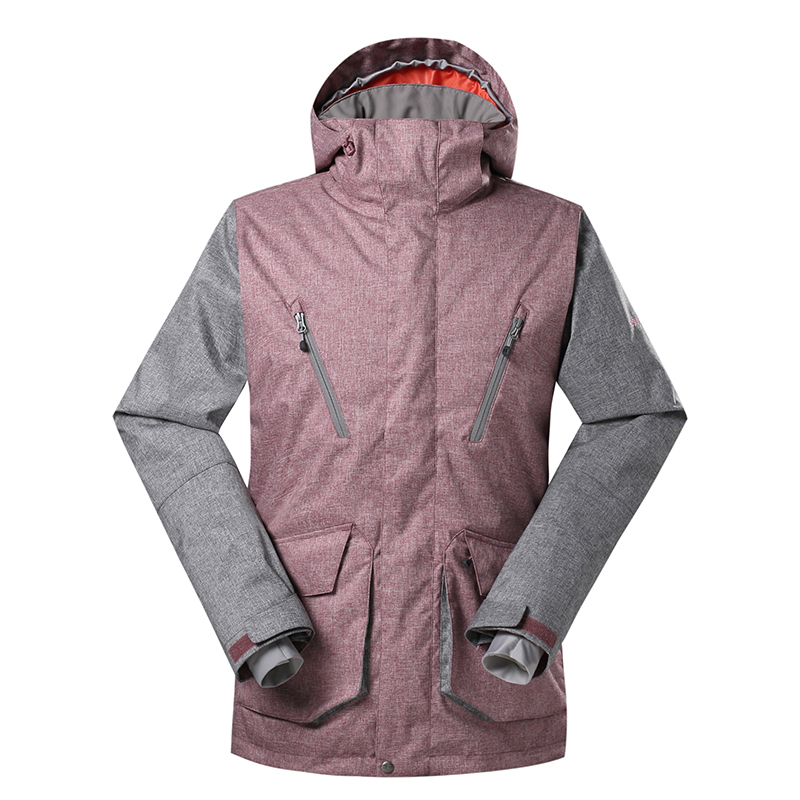 New 2016 outdoor winter ski jacket men warm windproof waterproof snowboard jacket men free shipping black friday