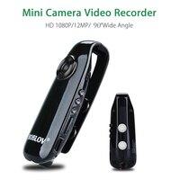 BOBLOV 1080P Full HD Mini Camera Digital Video Recorder Dash Cam Police Body Bike H 264