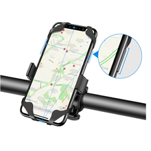 Bicycle Phone Holder 360 Degree Universal For Bike Motorcycle Handlebar Mobile Smartphone Support