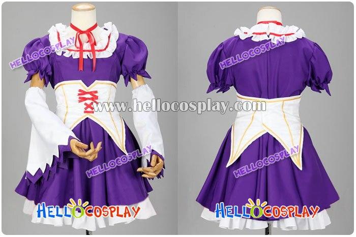 Touhou Project Cosplay Yukari Yakumo Costume H008