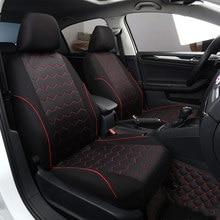 Cubierta de asiento de coche de asiento auto para Mitsubishi asx colt evolución grandis galant l200 carisma lancer 10 9 x evo montero sport