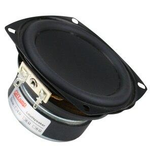 Image 3 - GHXAMP 3.5 Cal głośnik niskotonowy Głośnik basowy jednostki 8Ohm 20 W długi skok W przypadku półek na książki samochodu Echo głośniki ścienne DIY 1 PC