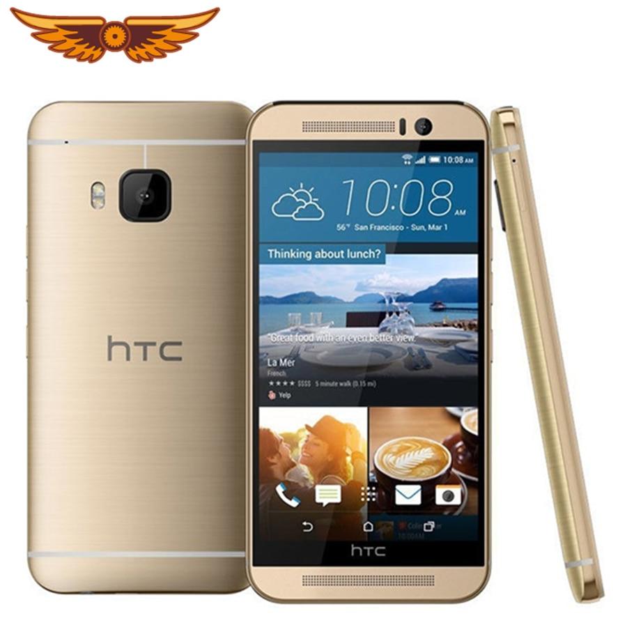 HTC One M9 смартфон с восьмиядерным процессором, ОЗУ 3 ГБ, ПЗУ 32 ГБ, 20 МП, 4G LTE