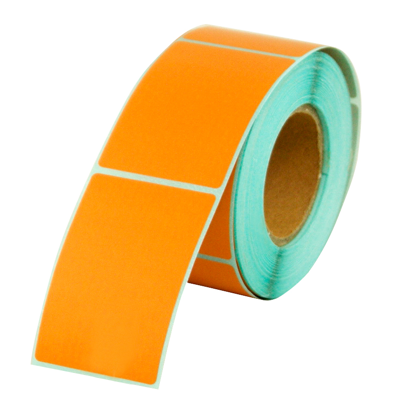 Colorful Direct Thermal Label 40mm X  60mm (350 Labels) For Zebra Thermal Printing