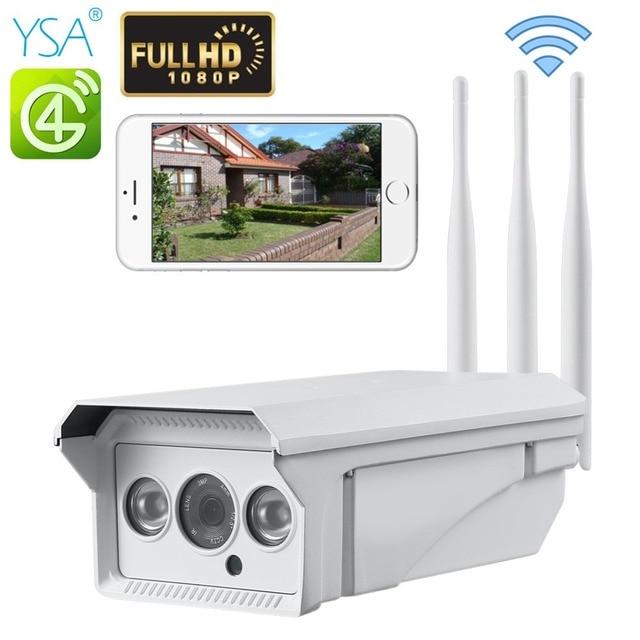 30W Solar Panel IP Camera 1080P HD Wireless Wifi Security Camera Outdoor 3G/4G SIM Solar Powered CCTV Surveillance With 16GB 2