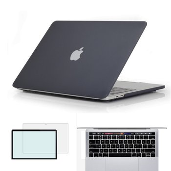 For Mac Book New Pro 13 15 inch with Touch Bar+ Keyboard Cover Laptop Case For Apple MacBook Air Pro Retina 11 12 13 15 Shell