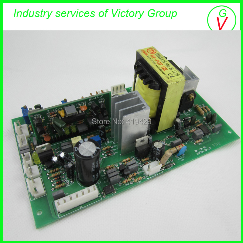 MOS NBC 250 PCB MIG welder CO2 Dashboard MPU board - Victory Group store