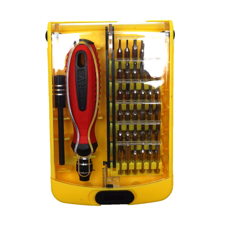 Screwdriver Set 36 in 1 Multi function Computer PC Mobile Phone Digital Electronic Device Repair Hand Tools set in Screwdriver from Tools