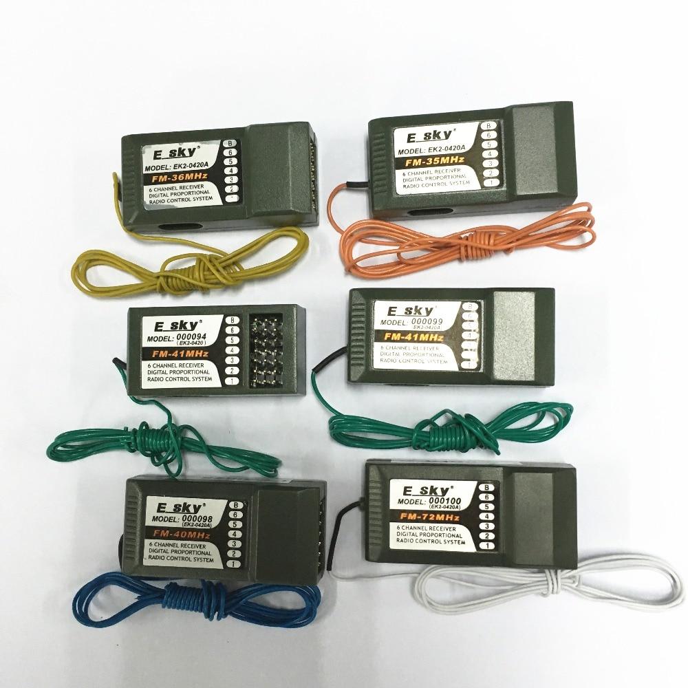 Corona RP8D1 8ch 40MHz Dual Conversion Receiver For FUTABA JR Receiver TX