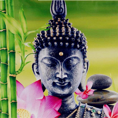 5d Buddhist figure diamond embroidery diamond painting religious God des Buddha of God resin round diamond cross stitch painting