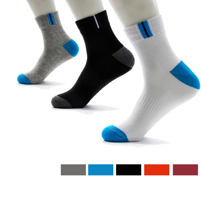 SEXYWG Cotton Professional Running Mens Women Socks Cycling Socks Basketball Football Sports Breathable Winter Kaus Soccer Sock