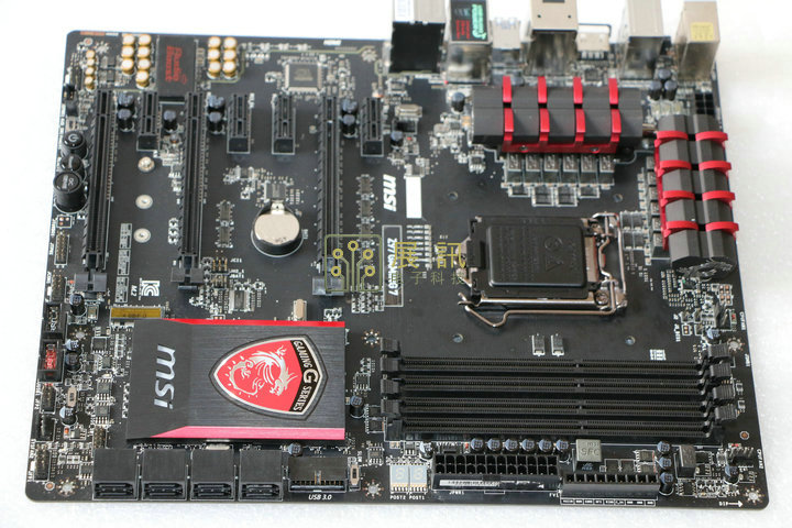 MSI Z97 GAMING 7 Z97 game board 1150 pin M.2 interface