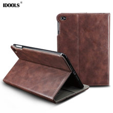 For Apple ipad mini 4 Case Anti Dust Quality Picks Luxury PU Leather Coque With Stand 7.9″ Tablet Cover Cases For ipad Mini 4