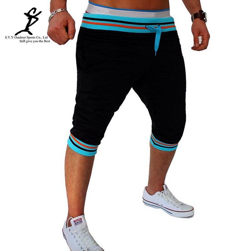 Prix pour Hommes d'été Plage Shorts Bande Coton Loisirs Shorts Formation de Basket-Ball Sport Shorts Joggers New Gay Gym Trunks