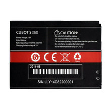 Original Cubot S350 Battery Rechargeable 2350mAh Li-ion Backup Battery for Cubot S350 stinger s350