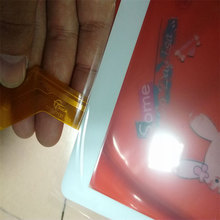 Replacement touch screen for 10.1 inch tablet cable number GT10JTY131 V2.0 touch screen digitizer glass