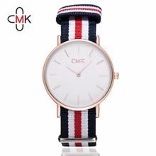 2017 Relógio de Luxo Da Marca mulheres relógios cinta Empate Esportes Relógio de Quartzo Casal Modelos Casuais Vários estilos 10 cores relógios de Pulso