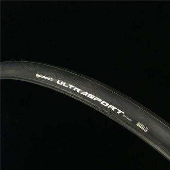 Desdobrável pneu Continental ULTRA II ESPORTE bicicleta de Estrada do pneu da bicicleta 700 * 23C 25c pneus ciclismo bicicleta