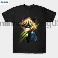 Gildan chat mariquita milagrosa camiseta