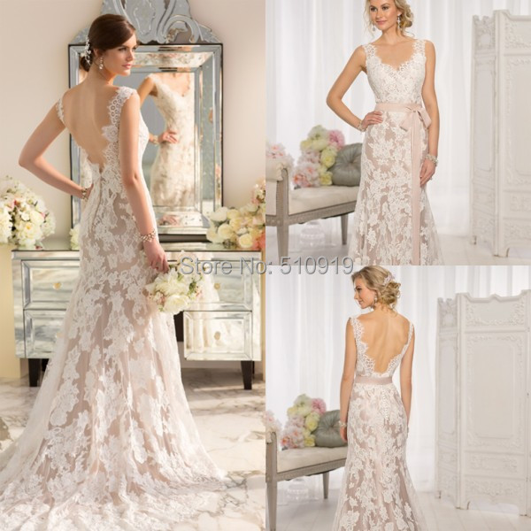 eBay Lace Wedding Dress
