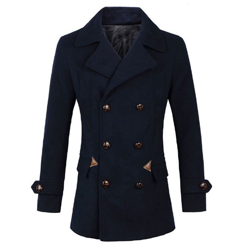 downiloadojg.gq offers Peacoats For Men at cheap prices, so you can shop from a huge selection of Peacoats For Men, FREE Shipping available worldwide.