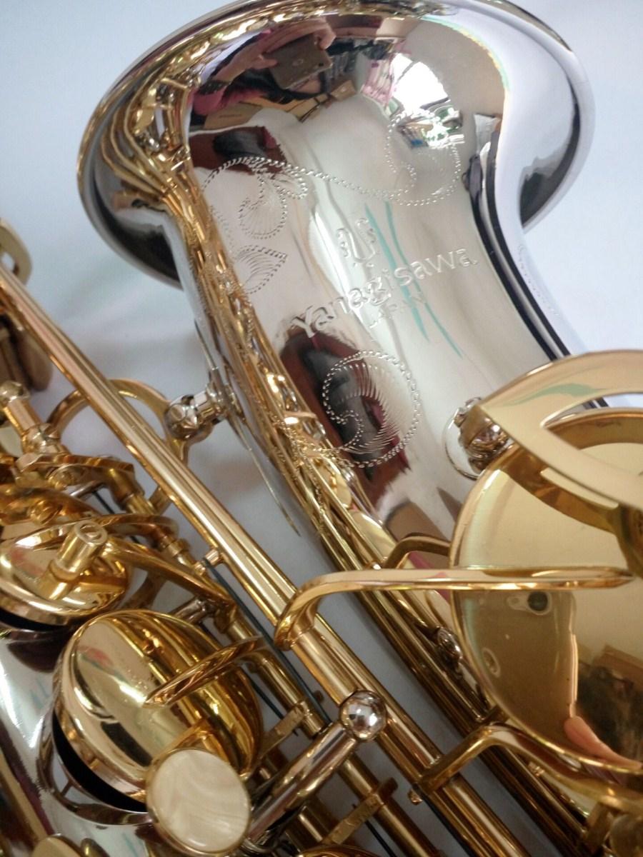 Alto music instrument NEW YANAGISAWA A-WO37 Alto Saxophone Nickel Plated Gold Key Professional Sax Mouthpiece With Case линейный массив alto sxa28p