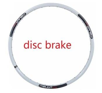 32 дюймовый велосипед   26 дюймов горный велосипед диски дисковый тормоз V тормоз алюминиевый велосипед обод МТБ Tryall 36/32 отверстие