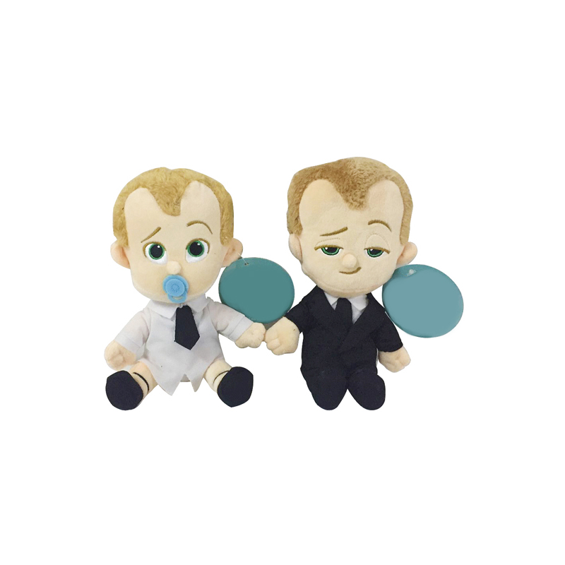 The Boss Baby Plush Toys Born Leader Suit Diaper Boss Babyfancy Movie Cute Cartoon Soft Stuffed Toy Dolls Kids Gifts