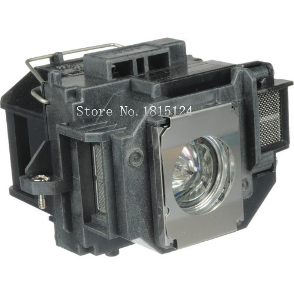 Epson ELPLP66 / V13H010L66 Original Projector Replacement Lamp - for Epson MovieMate 85-HD Portable Projector free shipping original projector lamp mdoule elplp56 v13h010l56 for epson eh dm3 moviemate 60 moviemate 62
