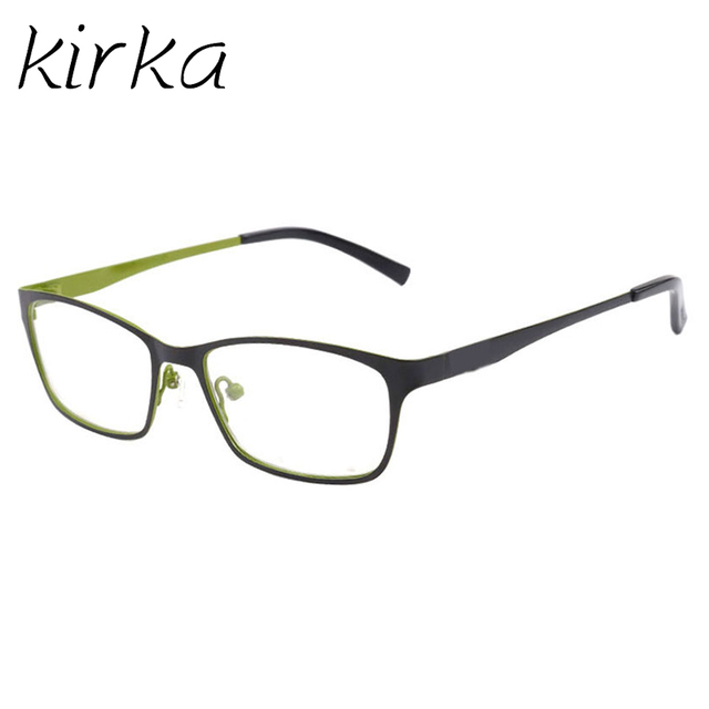 d5f58652092 Kirka Stainless Steel Glasses Boy Girl Eyeglasses Lightweight Healthy Eyewear  Frame Children Prescription Glasses Frame