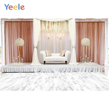 Yeele Wedding Ceremony Holiness Soft Light Love Photography Backdrops Personalized Photographic Backgrounds For Photo Studio