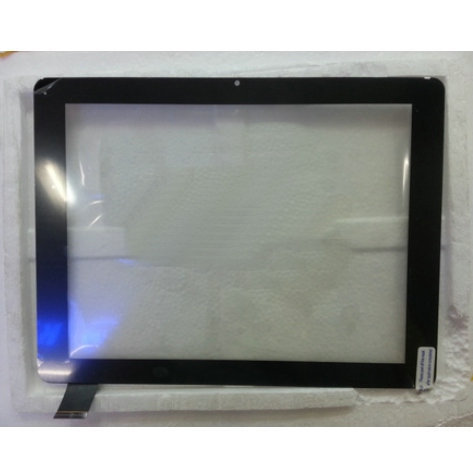 Original New 9.7 DNS AirTab ES9701 / MS9702 Tablet F-WGJ97087-V3 touch screen digitizer panel Sensor Glass Free Shipping waase left