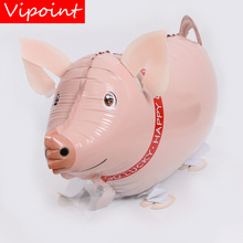 VIPOINT PARTY 59x30cm ping foil balloons wedding event christmas halloween festival birthday party HY-196