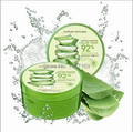 Face care nature republic creme gel de aloe vera 92% calmante 300 ml/fl 10.56 oz. após o Reparo Sol Calmante & Umidade Máscara de Clareamento