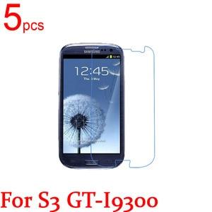 5 шт. глянцевая/матовая/нано Взрывозащищенная защитная пленка для ЖК-экрана для Samsung Galaxy S3 S4 S III IV GT i9300 I9500, защитная пленка